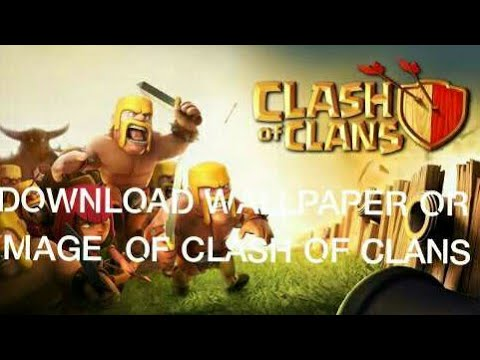 DOWNLOAD CLASH OF CLANS WALLPAPERS
