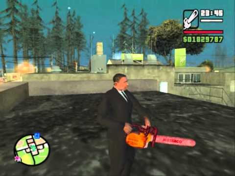 "Misterix - Grand Theft Auto San Andreas ""Samara"" (Odcinek 3)"
