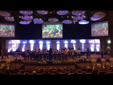 SBP Wind Orchestra Competition 2018 (SESMA)-ADVENTURE TALE OF NEVERLAND