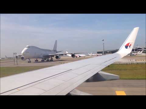 Malaysia Airlines Boeing 737-800NG Kuala Terengganu to Kuala Lumpur