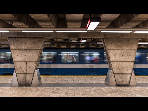 Revisiting the Montreal Metro's Yellow Line, Seven Years Later!