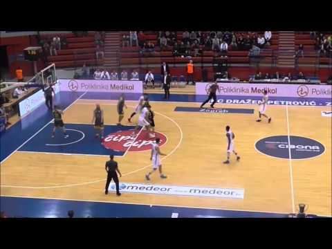Ante Zizic NBA Draft Compilation