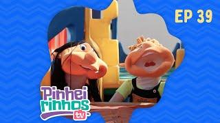 Pinheirinhos TV | Episódio 39 | IPP TV | Programa na íntegra