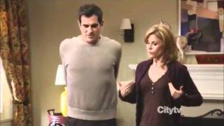 Modern Family - Claire And Phil Caught Having Sex