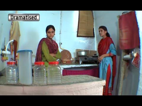 Azmaish par sabar, Aisa Bhi Hota Hai, 16 June 2015 Samaa Tv