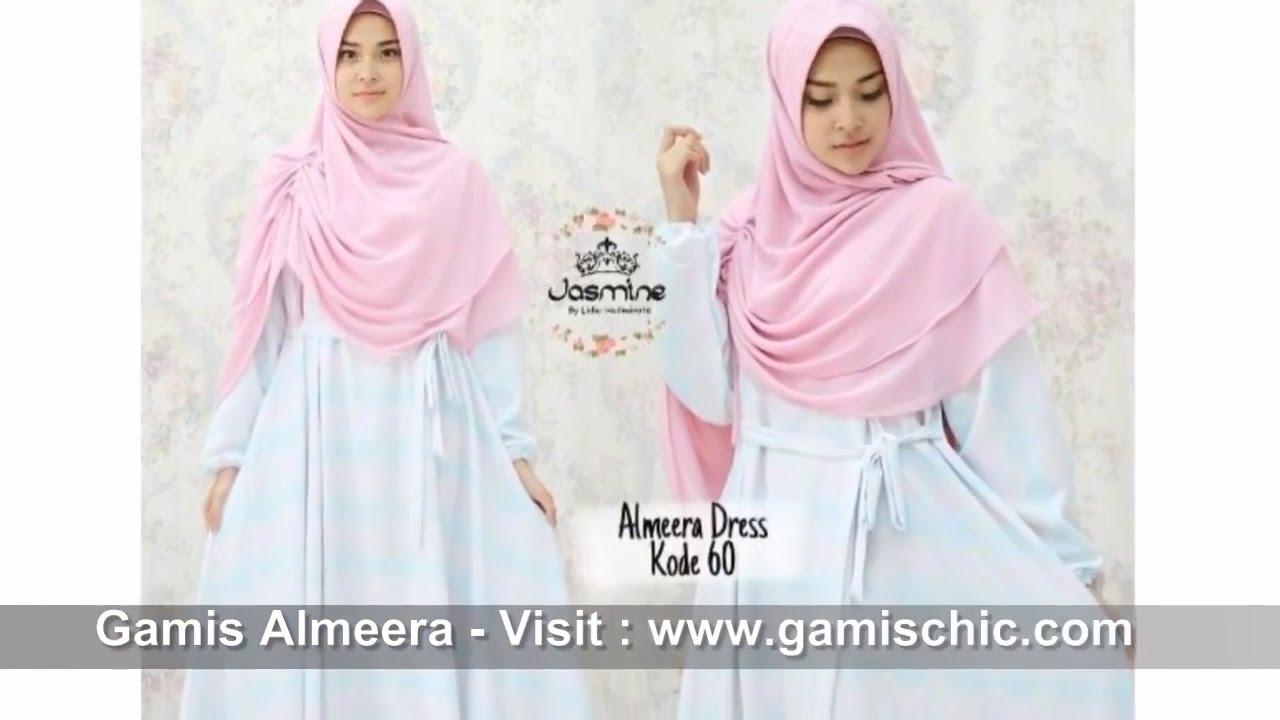 Gamis Jasmine By Lidia Hadiwinoto Terbaru Gamis Chic 081315720052