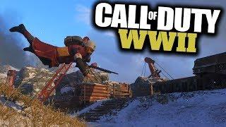 COD WW2 - Crispy Challenges #73 (DOLPHIN DIVE CHALLENGE)