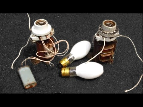 4 Light Ballast Wiring Diagram Testing Two Mercury Vapor Ballasts And Lamps Youtube