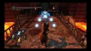 Dark Souls 2 PvP - Celes SL130 Blue Flame Build