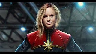 Капитан Марвел — Русский тизер-трейлер (2019)(Русский Трейлер)