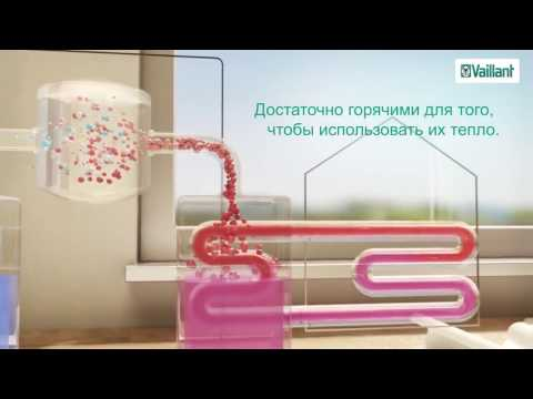 видео: Как работает тепловой насос