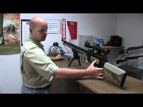 Filling The Rogue .357 Air Rifle From Zero PSI