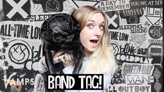 BAND TAG! | Rocknroller