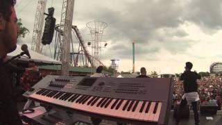 Chino y Nacho - Sin ti Live at Busch Garden, Tampa, Fl. - US 2016.