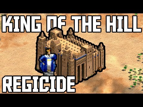 Regicide King of the Hill - Crazy Map Madness!