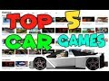 Top 5 best car games on roblox 2018