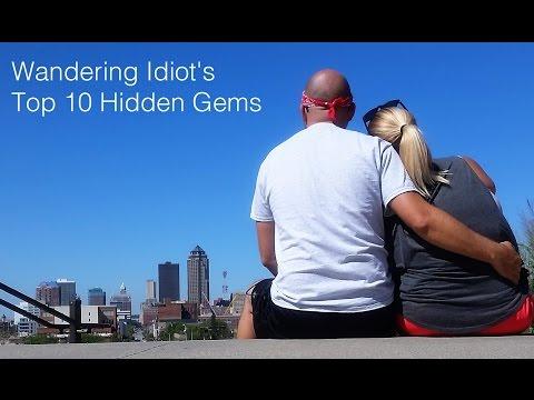 Top Ten Hidden Gems Across the US!