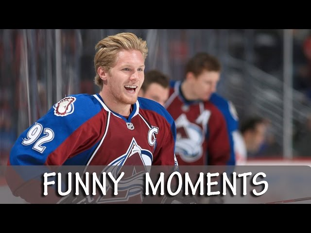 Gabriel Landeskog - Funny Moments [HD]