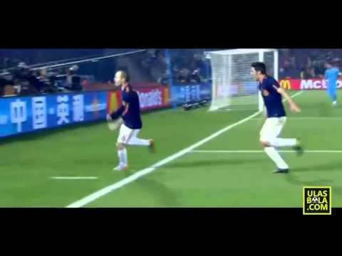 Spanyol Juara Piala Dunia 2010