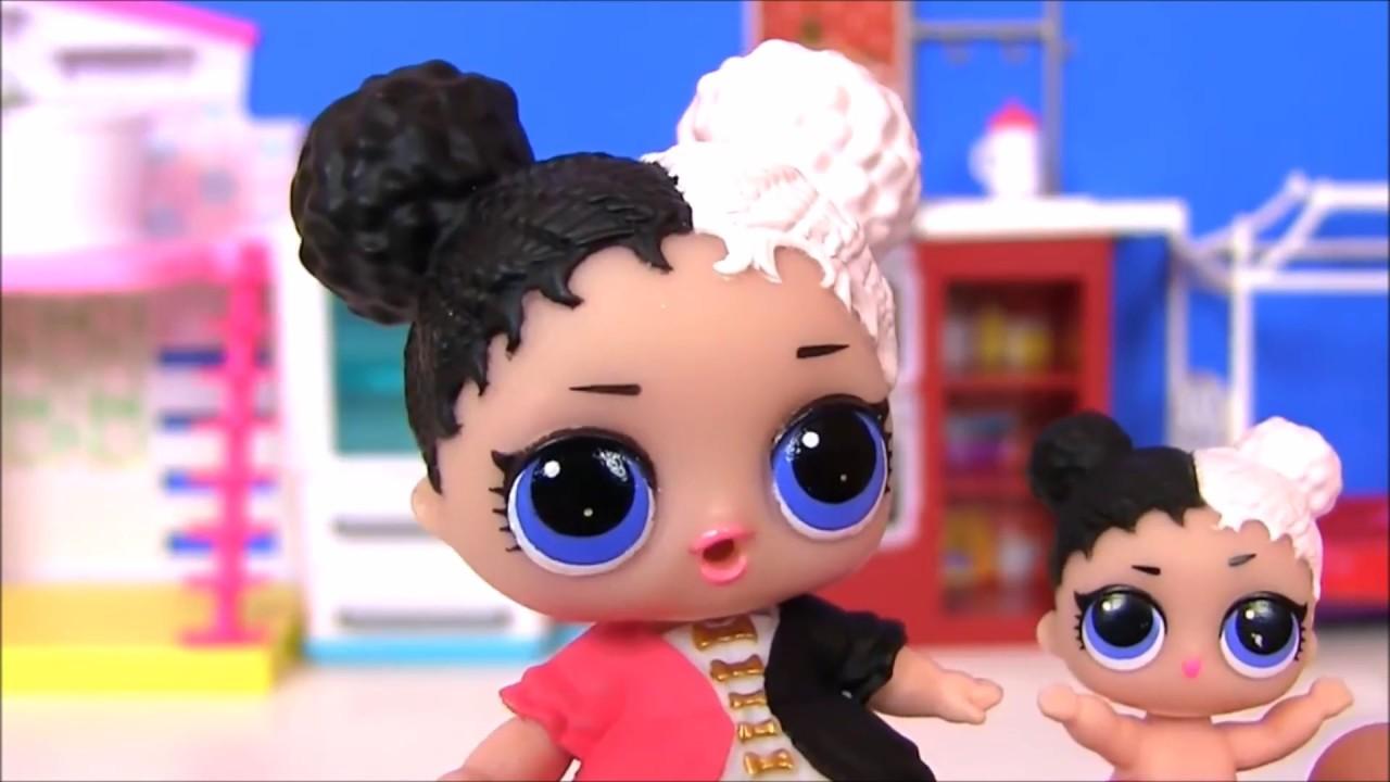 Куклы Лол #LoL Surprise Сюрпризы ЛОЛ #Видео для девочек ...