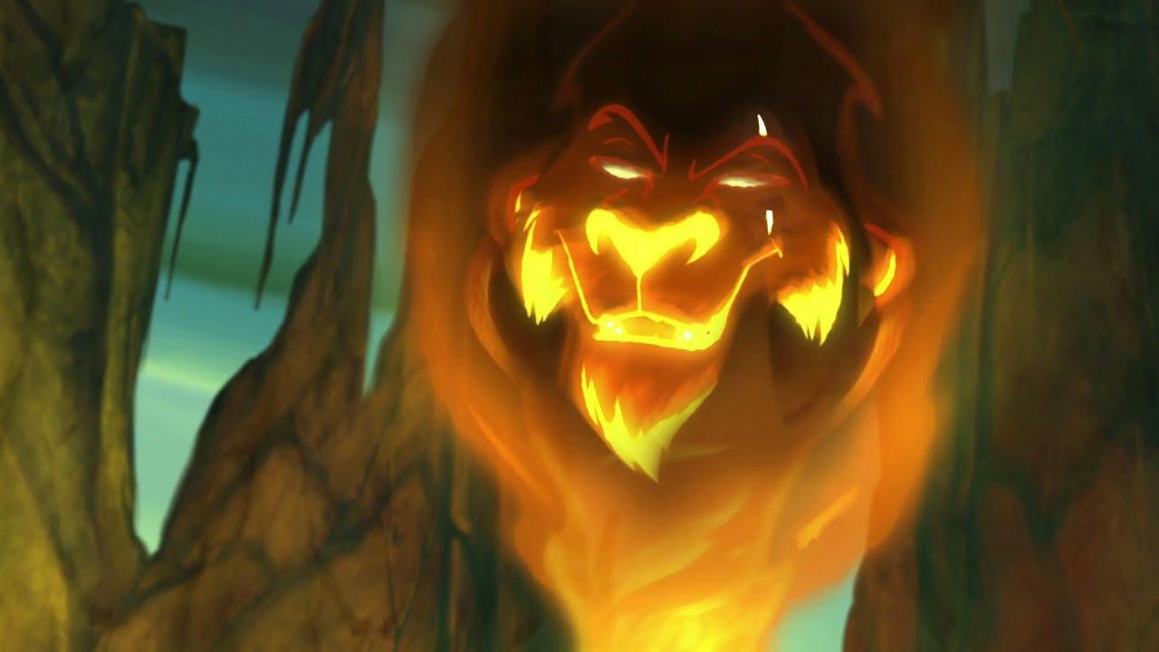 Uncategorized Scar Lion lion guard scar is summoned kions roar of the elders rise hd clip