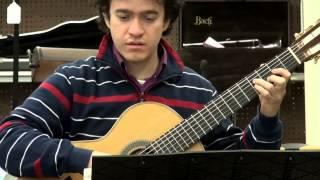 Cecilio Perera - Ponce - Scherzino Mexicano