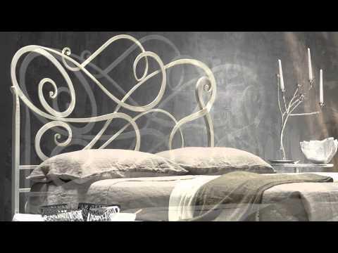 Cosatto letto in ferro battuto aura in vendita si youtube - Letto aura cosatto ...