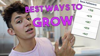 5 Instagram Growth HACKS For 2020 !