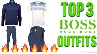 Hugo Boss Golf Spring/Summer 2018! My Top 3 Outfits!