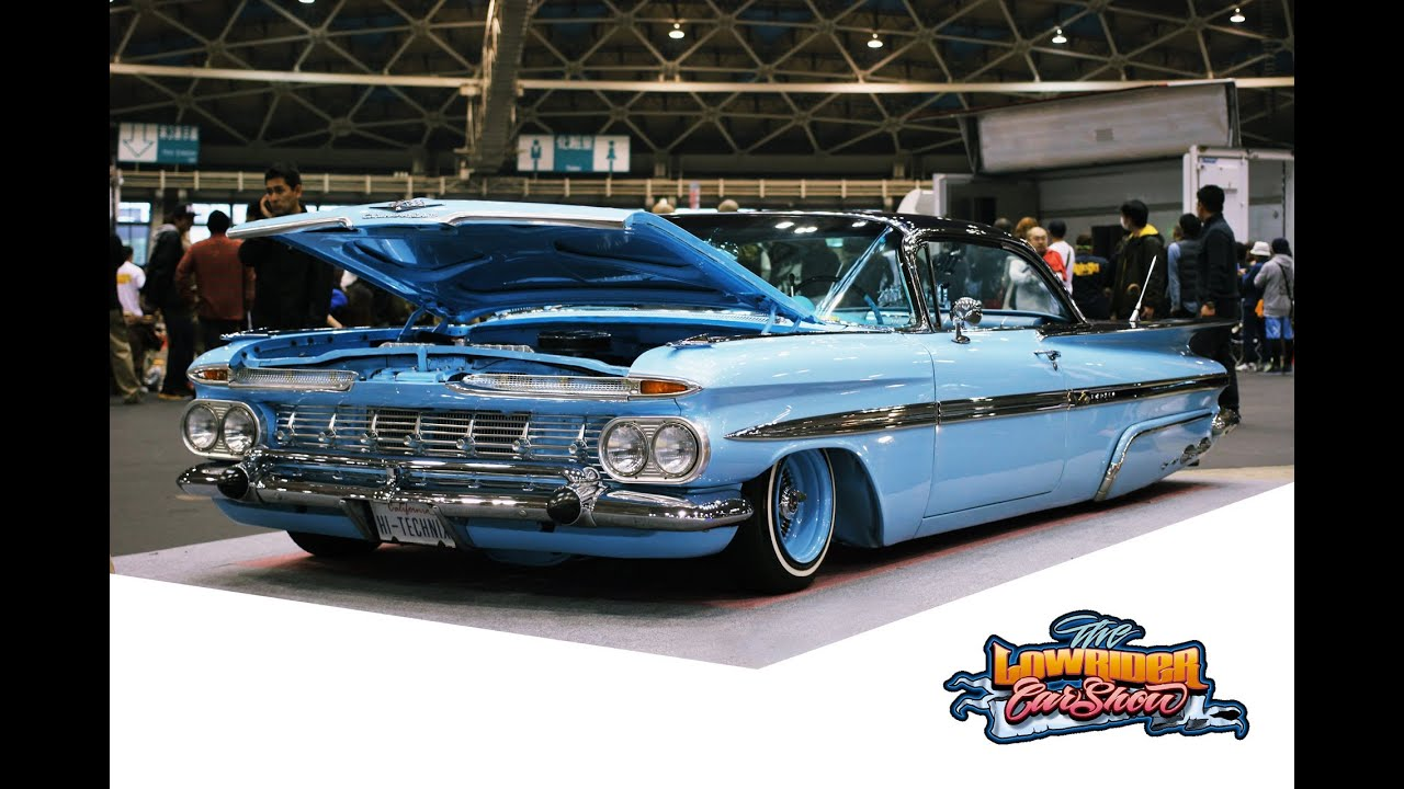 The Lowrider Car Show Japan Tour 2014 Youtube