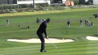 Retief Goosen 2013 AT&T Pebble Beach Compelete Round Holes 6-18 Amazing Videography 60fps