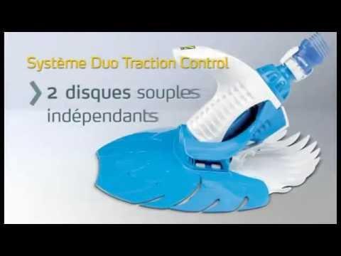 Robot hydraulique zodiac t5 duo de piscine youtube for Piscine miroir hydraulique