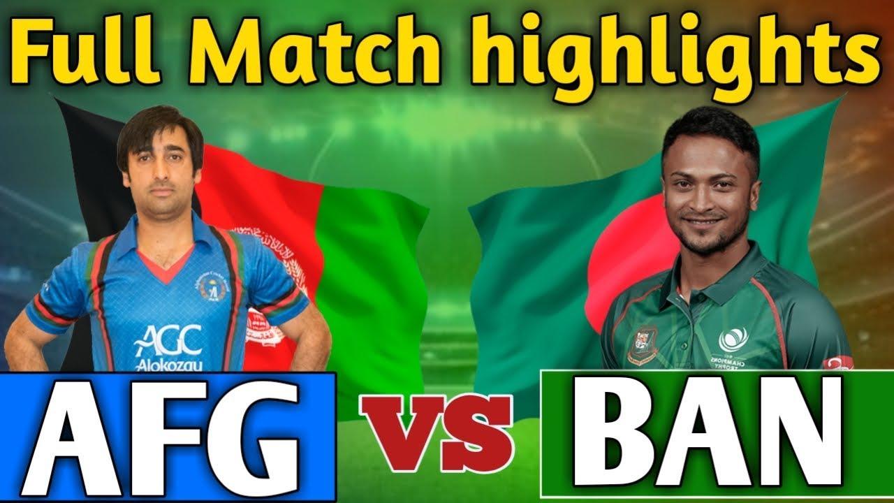 Bangladesh vs Afghanistan Live Score, ICC World Cup 2019: Bangladesh beat Afghanistan by 62 runs
