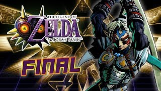 UN FINAL MARATÓNICO: The Legend Of Zelda: Majora's Mask FINAL