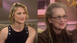 Meryl Streep and Her Daughter Mamie Gummer Reveal Toughest Part of Working Together