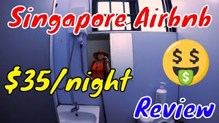 Gambar cover Airbnb in Singapore Review: $35 a Night