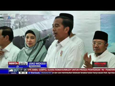 Jokowi Ke Korban Gempa Lombok: Jangan Merasa Ditinggalkan