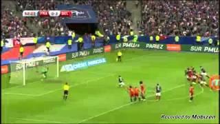 Francia vs Belgica 3-4 Resumen