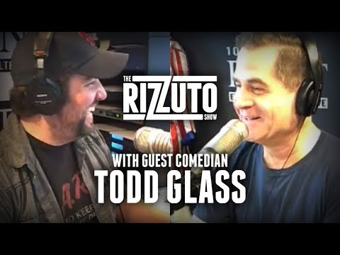 Comedian Todd Glass on his heart attack, Freak Of Week, more [Rizzuto Show]