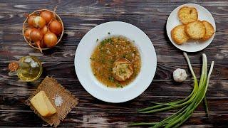 Французский луковый суп - Рецепты от Со Вкусом
