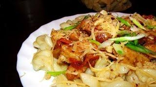 Как приготовить куриное филе, куриное филе в орехово-сырном соусе за 20 минут