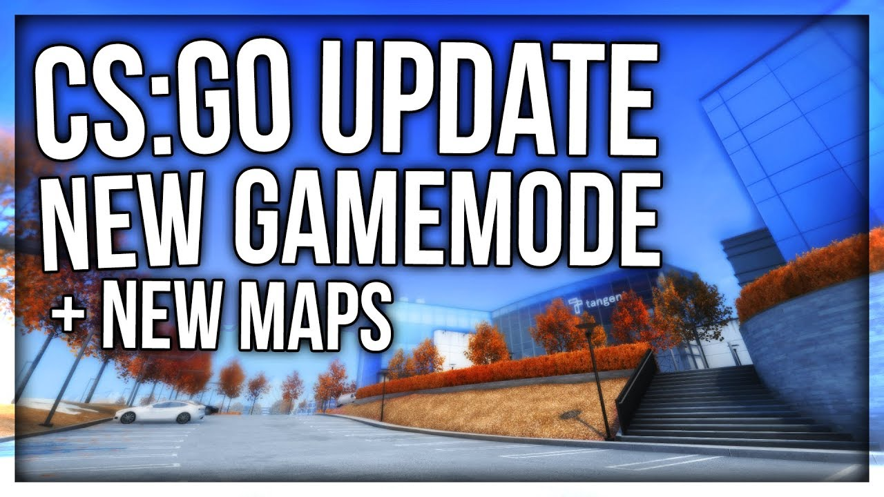 NEW CS:GO NON COMPETITIVE MATCHMAKING UPDATE (NEW GAME MODE) thumbnail