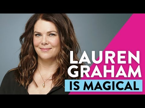 Everything Lauren Graham Does Is Magical