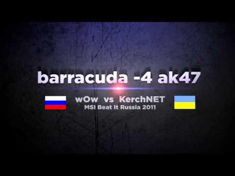 [VP Highlights] barracuda -4 ak47
