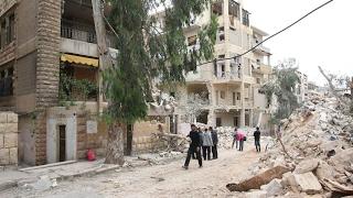 أخبار عربية | المعارضة السورية تحذر من تحول الغوطة الشرقية إلى حلب ثانية