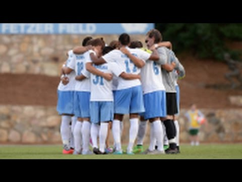 UNC Men's Soccer: Preseason Exhibition All-Access
