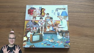 Unboxing N Flying 엔플라잉 2nd Korean Mini Album The Real