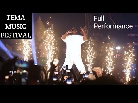 Sarkodie,Stonebwoy and other Artists Full Performance @ THIS IS TEMA Musical Concert!!