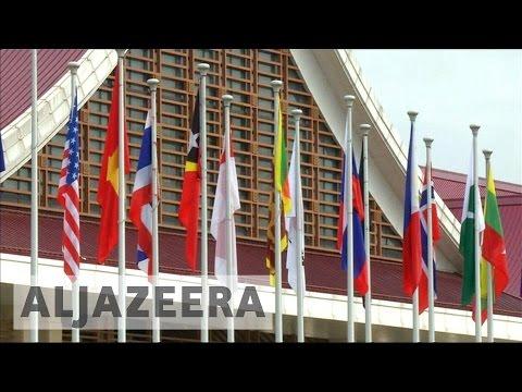 ASEAN summit to kick off amid South China Sea strains