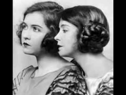 Lillian Gish Tribute:  Ruth Etting sings It All Depends On You